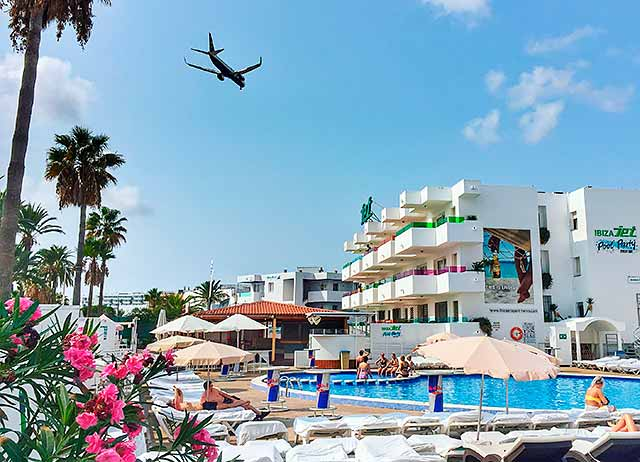 Ibiza Jet Apartments Official Web